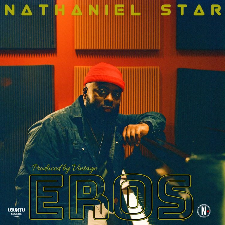 Nathaniel Star - Eros Album Art