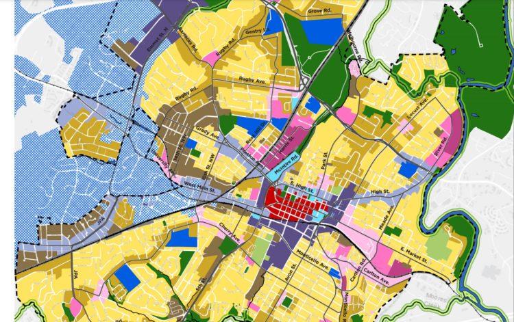 May 2021 draft land use plan screen cap header