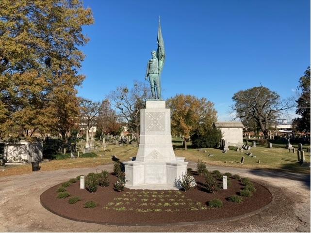 Norfolk Confederate monument